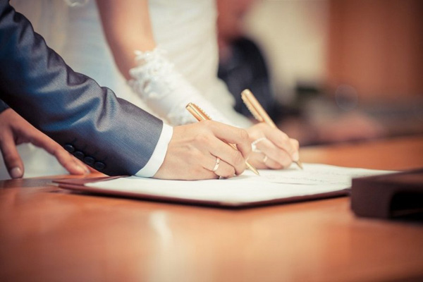 Брачный договор: юридические особенности