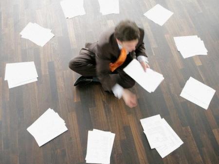 Общепринятые правила оформления документов