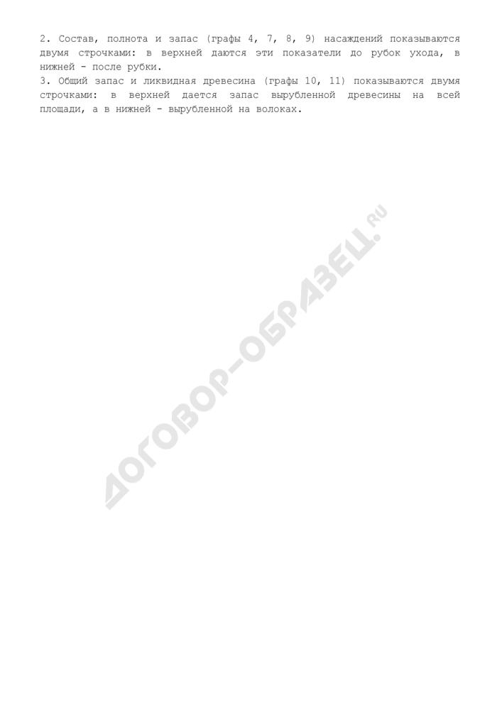 Книга рубок ухода за лесом в равнинных лесах европейской части России. Страница 2