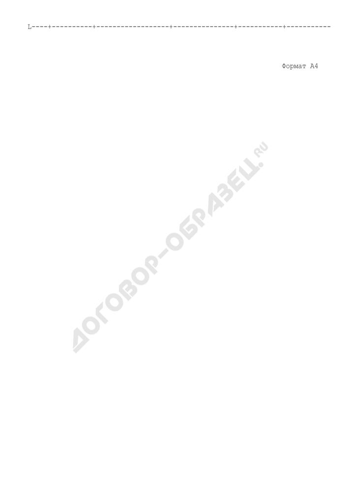 Книга учета и выдачи печатей и штампов в органах прокуратуры Российской Федерации. Страница 2