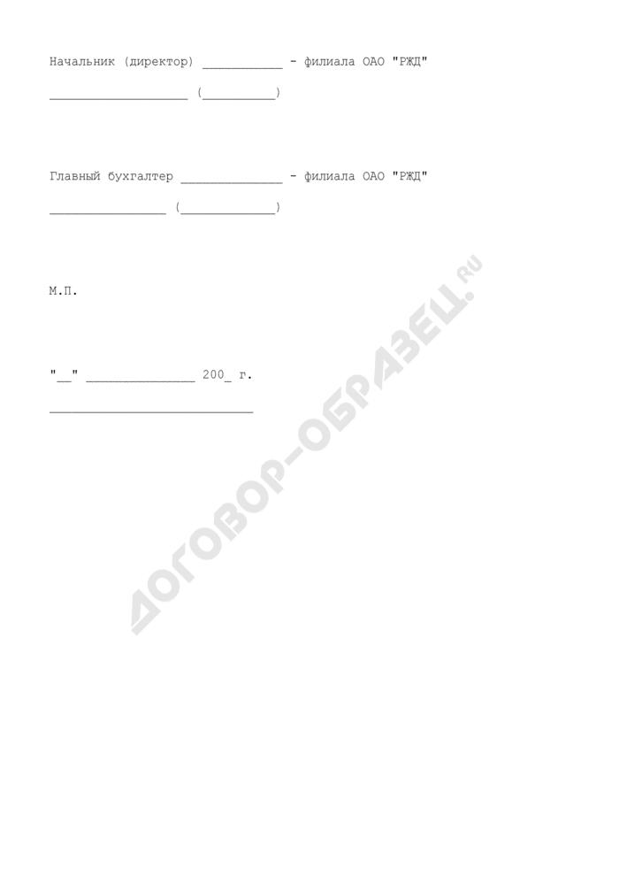 Опись копий контрактов (договоров), копий таможенных деклараций, копий справок об учете средств на лицевом счете и перечней железнодорожных документов, подтверждающих импортные перевозки товаров. Страница 2