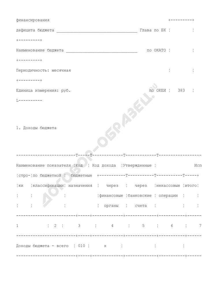 Отчет об исполнении бюджета главного распорядителя, распорядителя, получателя бюджетных средств, главного администратора, администратора источников финансирования дефицита бюджета, главного администратора, администратора доходов бюджета. Страница 2