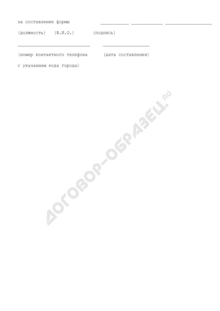 Отчет Департамента лесного хозяйства. Сведения о численности государственных лесных инспекторов. Форма N 2.15. Страница 2