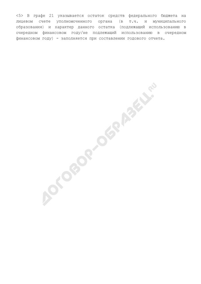 Отчет об использовании субсидий на осуществление капитального ремонта гидротехнических сооружений, находящихся в собственности субъектов Российской Федерации, муниципальной собственности, и бесхозяйных гидротехнических сооружений. Страница 3