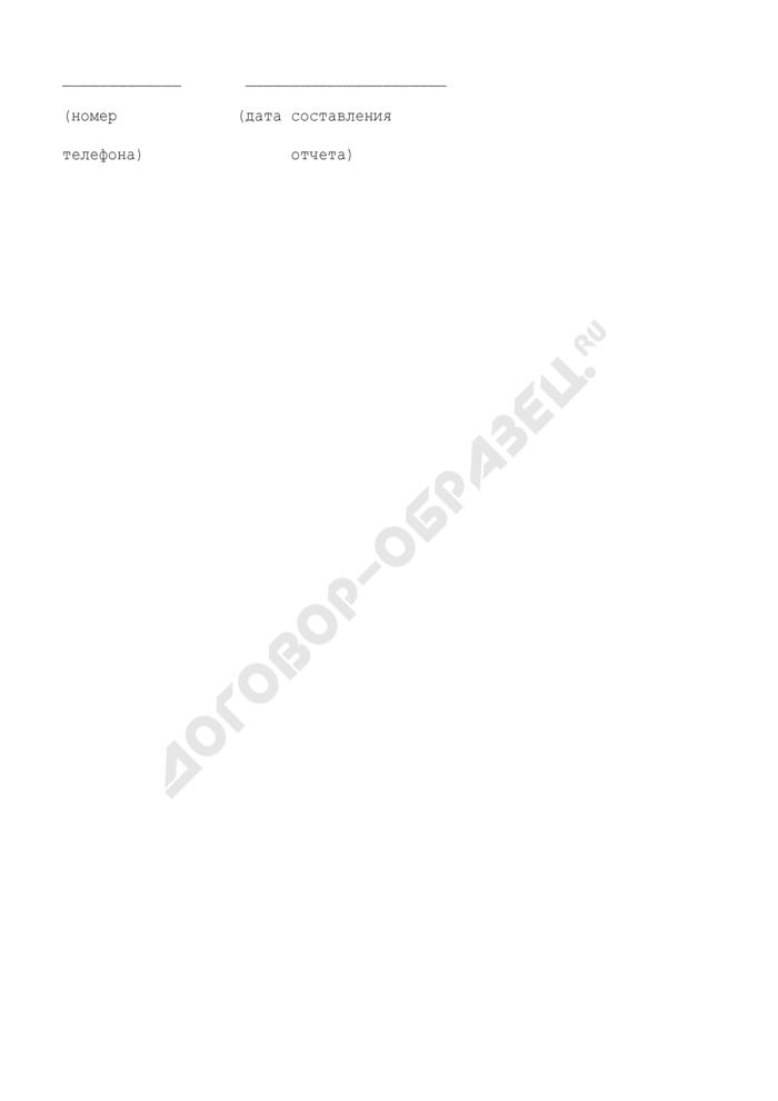 Отчет о производстве лекарственных средств, содержащих вещества, находящиеся под международным контролем, не включенные в перечень наркотических средств, психотропных веществ и их прекурсоров, подлежащих контролю в Российской Федерации. Форма N 2-ПЛС. Страница 3