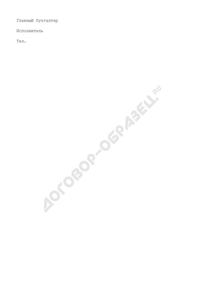 Перечень используемых земельных участков на территории Московской области. Страница 2