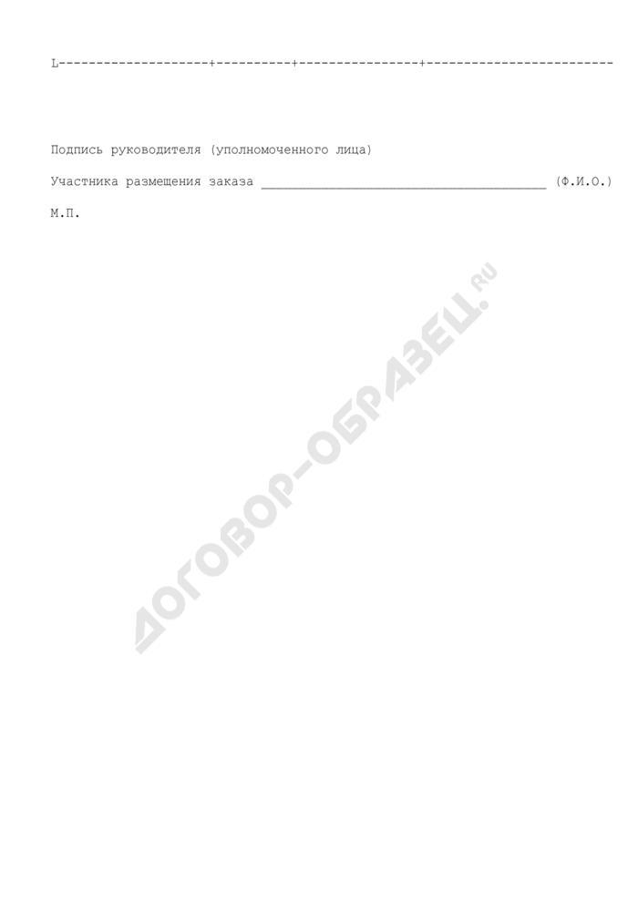 Календарный план выполнения НИР/НИОКР (приложение к заявке на участие в конкурсе на право заключить государственный контракт на выполнение научно-исследовательской (научно-исследовательской и опытно-конструкторской) работы в интересах Министерства экономического развития Российской Федерации в 2008 году). Страница 2