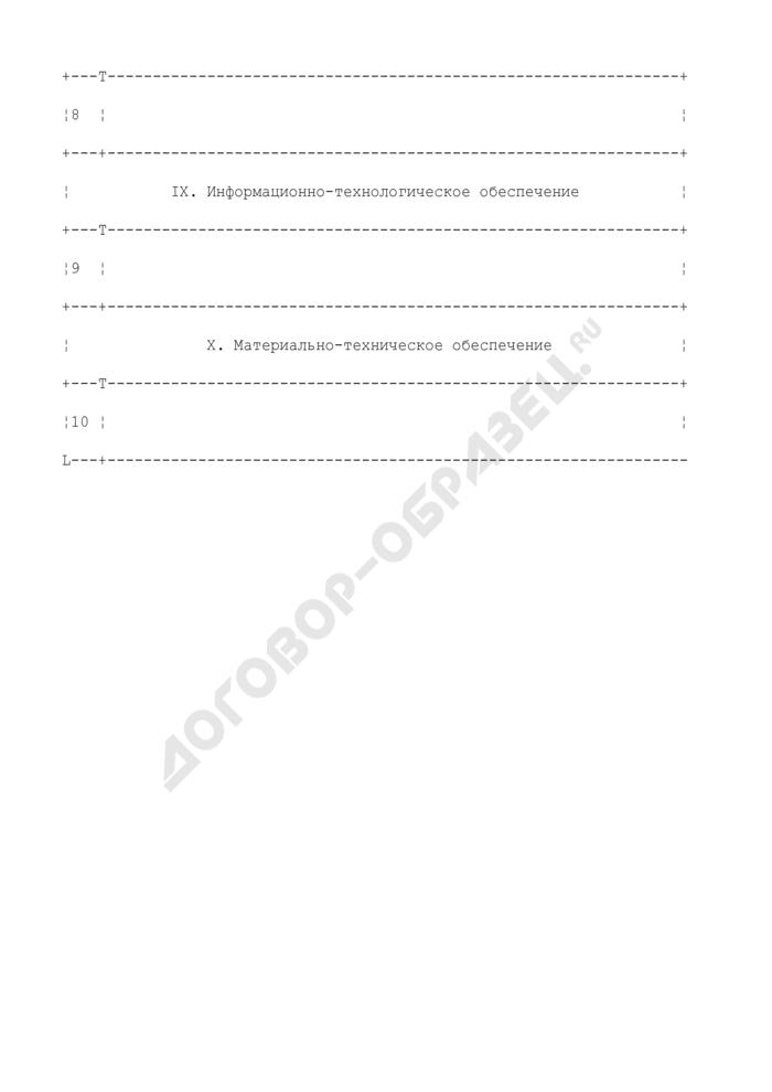 План работы территориального органа ФССП России на полугодие. Страница 3