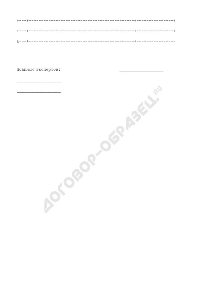 План санитарно-гигиенических и противоэпидемических мероприятий (приложение к акту санитарно-эпидемиологической экспертизы). Страница 2