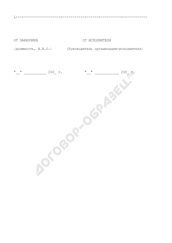 Уточненный календарный план выполнения работ по государственному контракту на выполнение научно-исследовательской работы. Страница 2