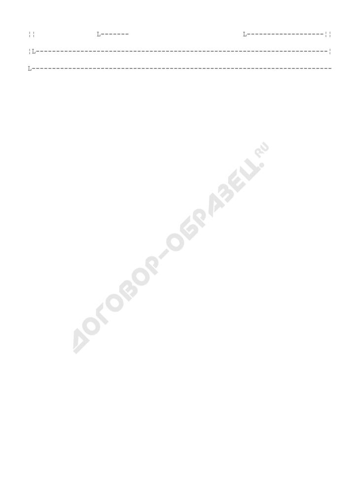 Карточка учета нарушений по платежам (КУНП), выявленных таможенными органами в ходе проверки деятельности участника ВЭД, зафиксированных в карточке дела об административном правонарушении. Страница 3