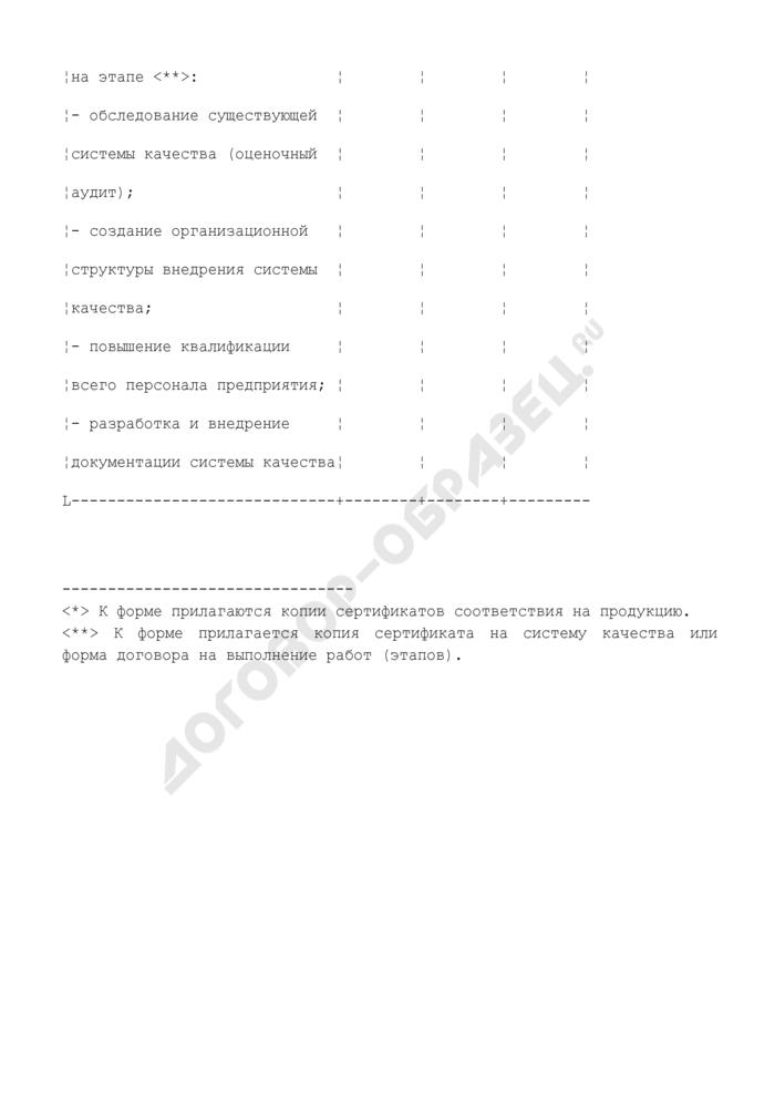Качество строительства строительной организации Московской области. Форма N 5. Страница 2