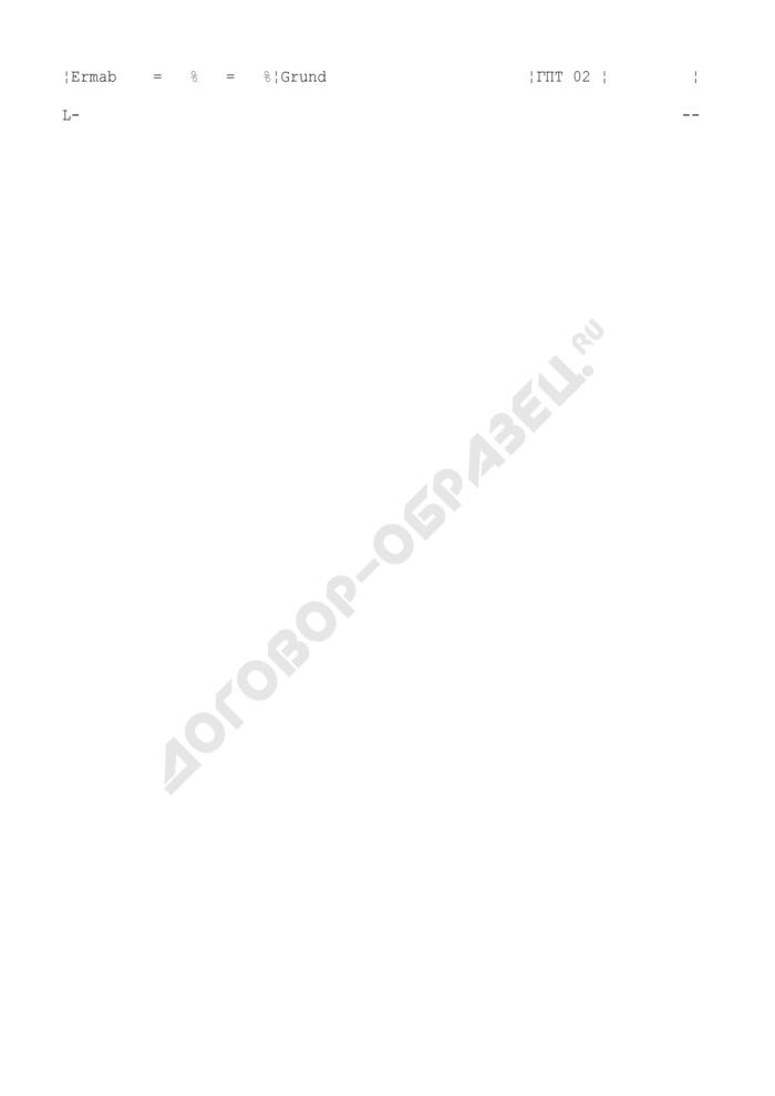 Билет-купон, оформляемый электронным способом. Серия АБ 00000 (международное пассажирское сообщение) (рус./нем.). Страница 2