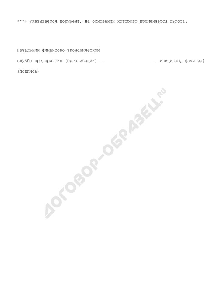 Оплата труда гражданского эксплуатационного персонала (приложение к отчету предприятия (организации) об использовании субсидии). Страница 2