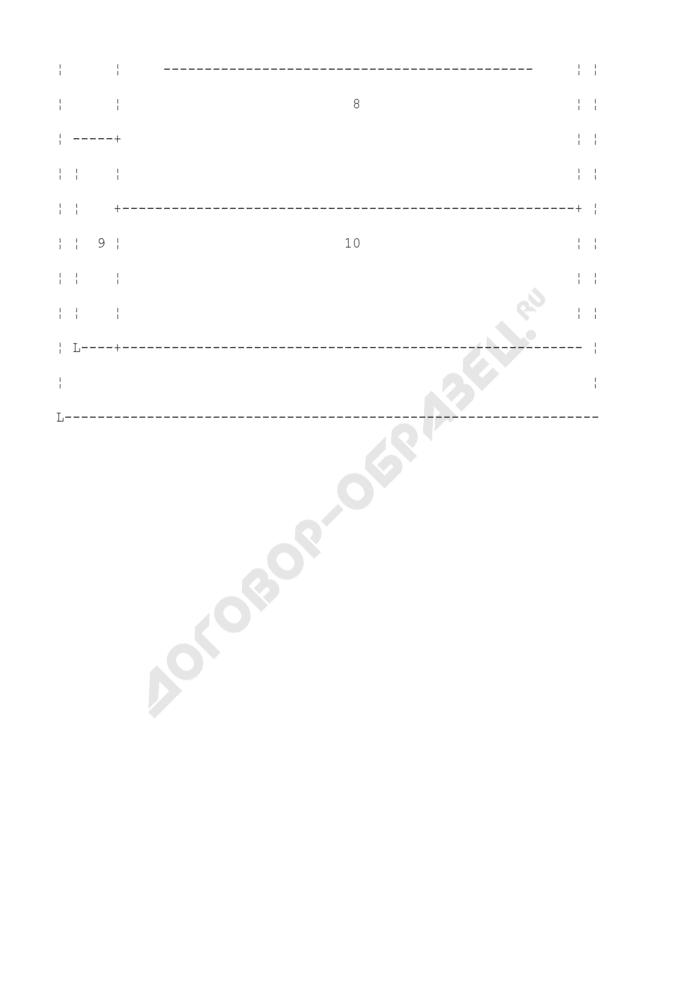 Пример заполнения поля 4 титульного листа на книгу конструкторской документации. Страница 2