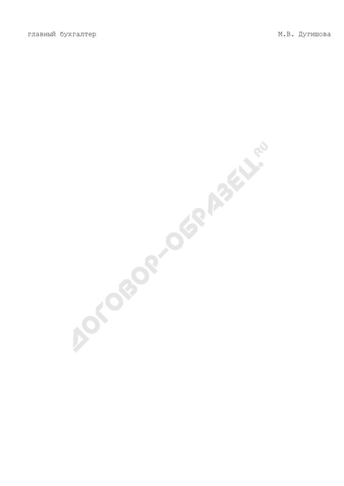Уточненная смета доходов и расходов по средствам, полученным от приносящей доход деятельности, Министерства культуры Российской Федерации на 2008 год. Страница 3