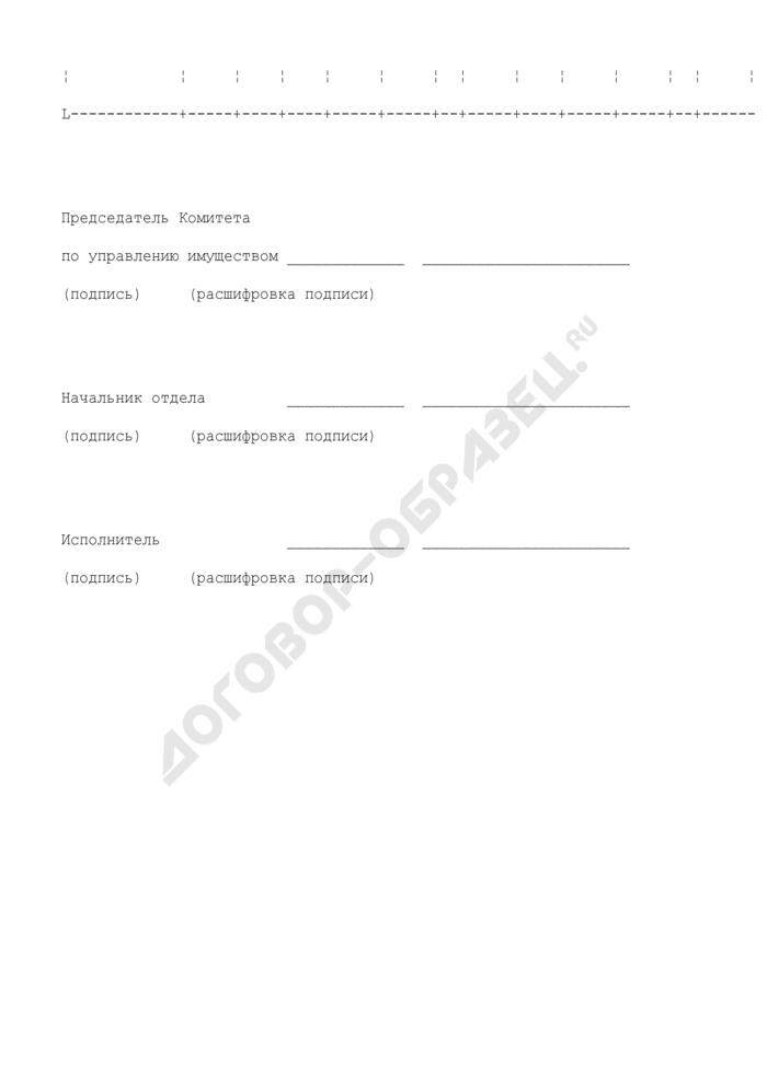 Справка об уточнении вида и принадлежности начисленных платежей в бюджет Волоколамского района Московской области. Страница 2