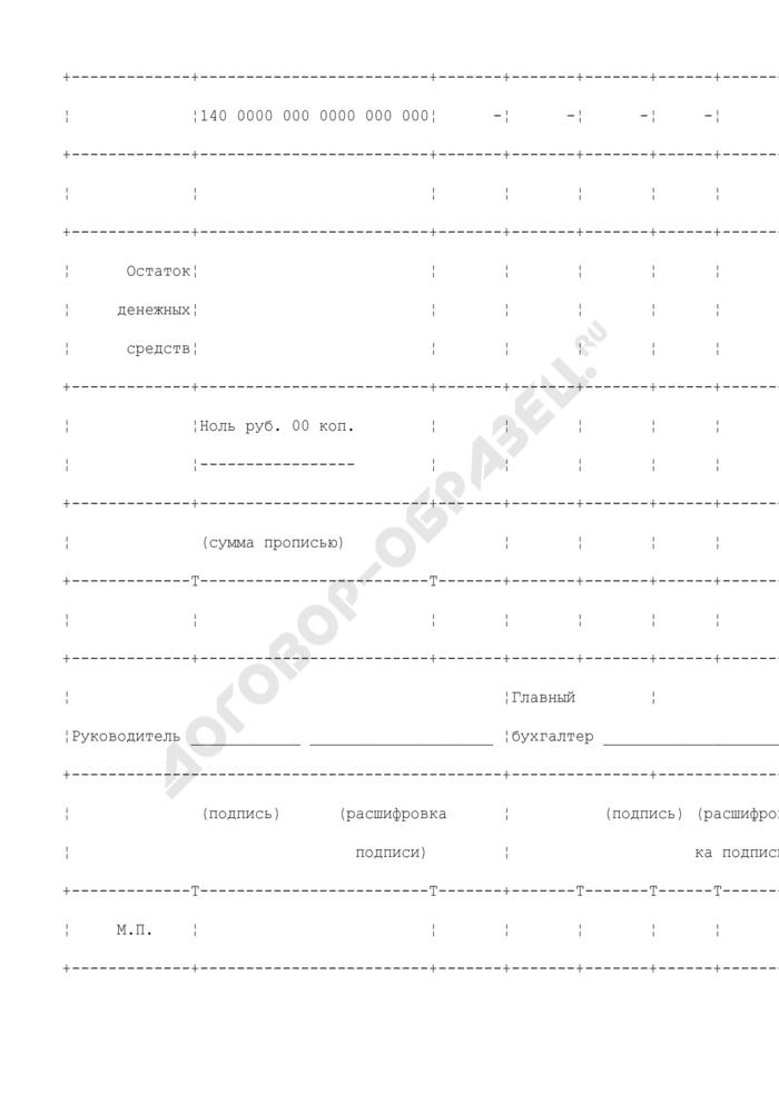 Требования к отчетности (приложение к государственному контракту на оказание консультационных услуг). Страница 3