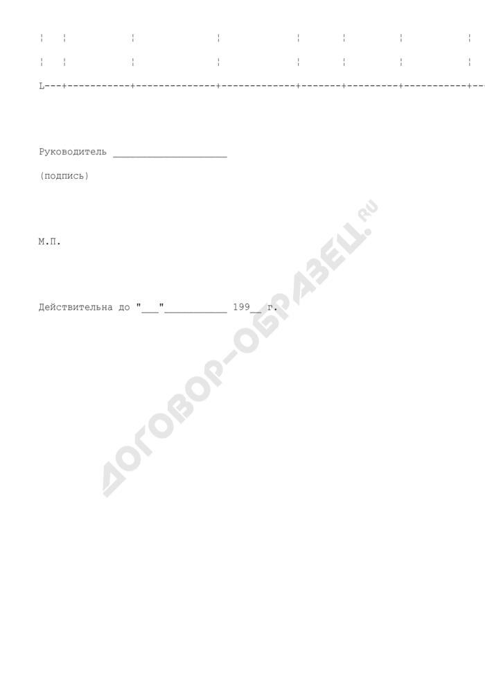 Выписка из Единого городского классификатора лекарственных средств (ЕГК). Страница 2