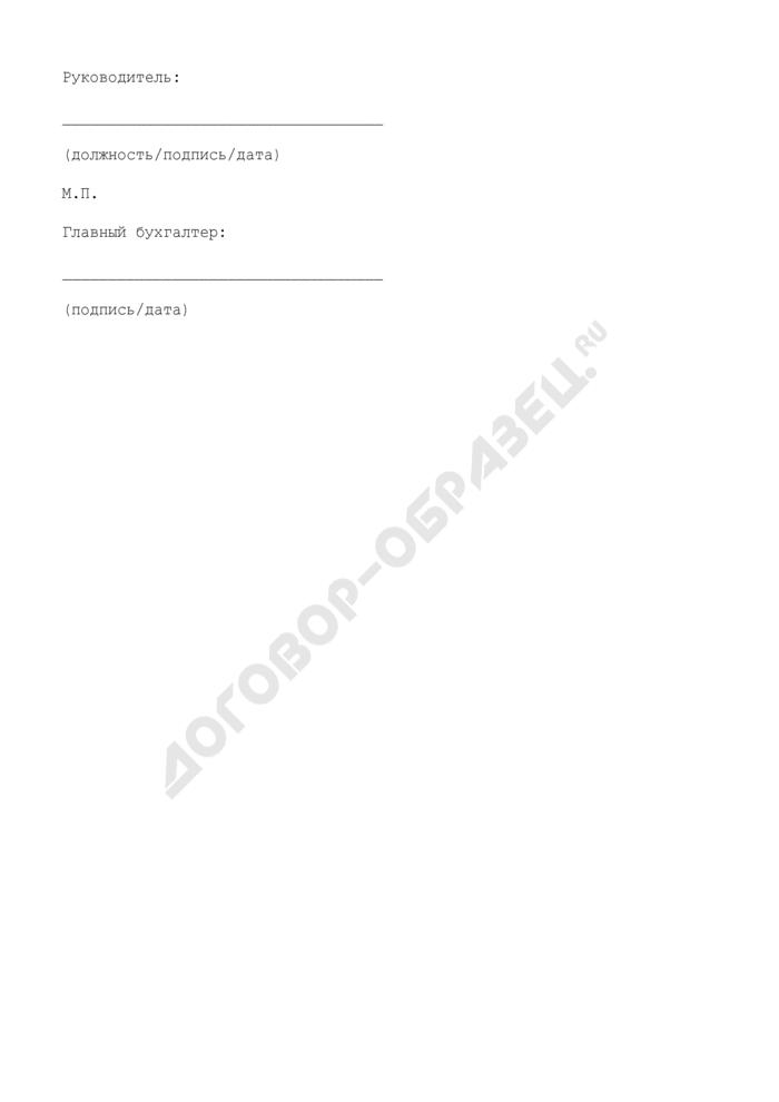 Заявка на получение разрешения на выполнение полетов в условиях rvsm. Страница 2