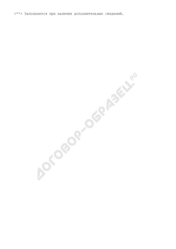Заявление гражданского служащего Федерального агентства по обустройству государственной границы Российской Федерации о несогласии с представленным отзывом непосредственного руководителя. Страница 3