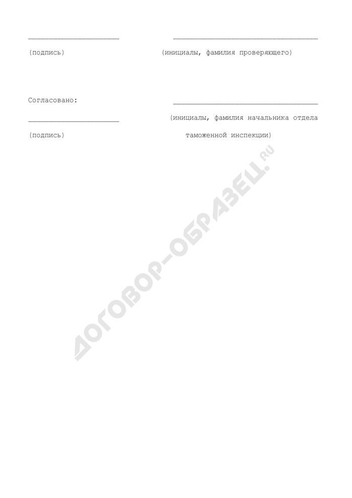 Заключение по результатам подготовительной работы для проведения проверки (ревизии) финансово-хозяйственной деятельности экономического субъекта. Страница 3