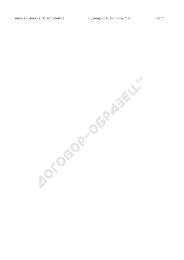 """Журнал """"Регистрации выдачи крови и ее компонентов"""". Форма N 422/у-П1. Страница 2"""
