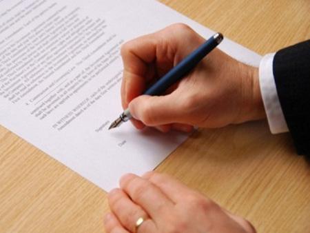 Секреты подписания договора