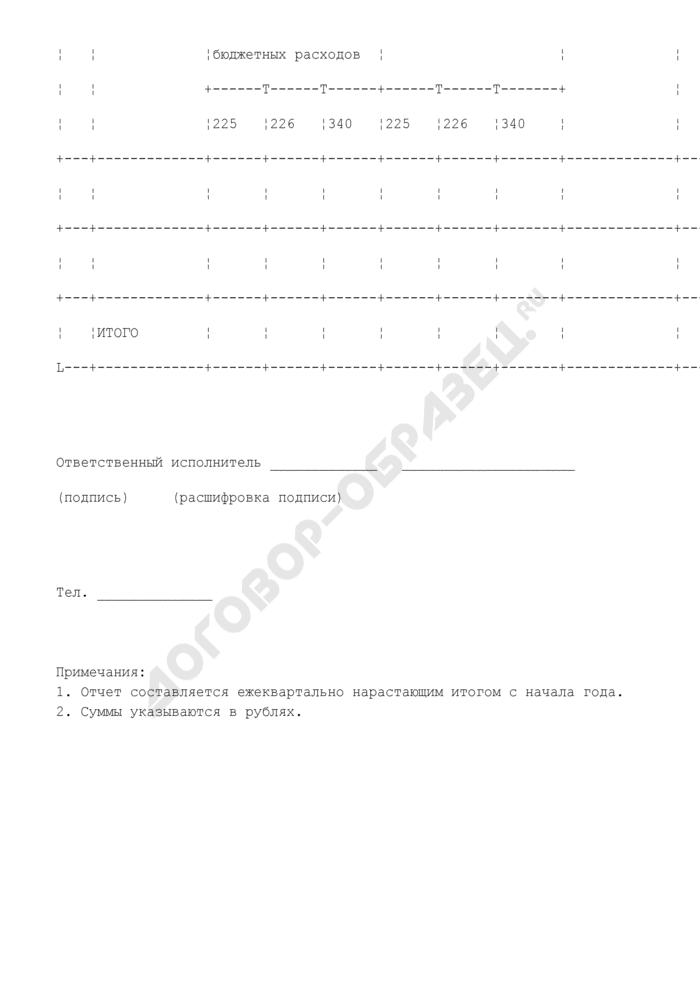 Отчет государственного заказчика по эксплуатации автоматизированных информационных систем и ресурсов города Москвы. Страница 2