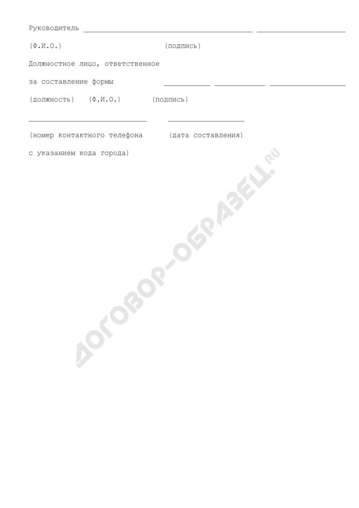 Отчет Департамента лесного хозяйства. Сведения о просроченной заработной плате работников лесного хозяйства. Форма N 2.25. Страница 2